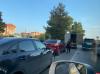 Два автомобиля столкнулись на улице Западной в Пскове