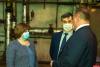 Главный фединспектор проверил обеспечение школьников горячим питанием в Великих Луках