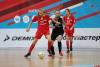 Спортсменки из Куньи заняли второе место в финале проекта «Мини-футбол - в школу»