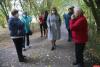 Жители Рокоссовского, 20 вышли с инициативой придать домовой территории статус сквера