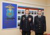 Псковских полицейских наградили за спасение человека из огня