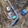 Горводоканал обновляет трубы в районе улиц Волкова и Герцена в Пскове