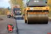 На дороге Родина — Наволок завершается укладка выравнивающего слоя покрытия