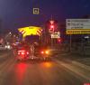 Все обледеневшие участки дорог и мостов в Пскове были своевременно обработаны