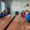 Развитие биатлона в Пскове обсудили власти с олимпийской чемпионкой Анной Богалий