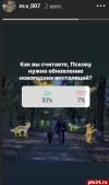 Губернатор проводит опрос о новогоднем украшении Пскова