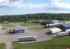 Один из самых загруженных пунктов пропуска модернизируют на границе Латвии и Псковской области