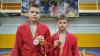 Великолучане завоевали«серебро» и «бронзу» на соревнованиях по самбо в Можайске