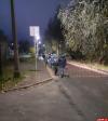 Тротуар предлагает обустроить Денис Иванов у 22-й школы в Пскове