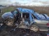Пассажирка ВАЗа после ДТП в Порховском районе госпитализирована в тяжелом состоянии