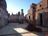 Полностью расчищен второй этаж графского дома в Волышово