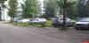В Псковской области намерены повысить штрафы за парковку на газонах
