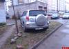 В Псковской области увеличили штрафы за парковку на газонах