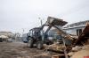 Оставшиеся торговые объекты возле рынка «Фавор» в Пскове демонтируют в декабре-январе