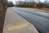 Завершается реконструкция дороги Лавры - граница с Латвией