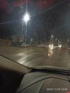 В Пскове таксист не уступил дорогу «Ауди», пострадали два человека