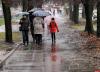 Мокрый снег и гололед прогнозируют псковичам 29 ноября