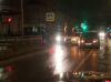Два легковых автомобиля столкнулись в Пскове