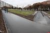 В Пскове впервые отремонтировали тротуары вдоль улицы Юбилейной