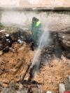 11 домов на Запсковье временно остались без отопления и горячей воды