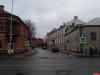 Одностороннее движение введено на улицах Герцена и Волкова в Пскове
