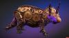 Скульптура динозавра из Псковской области заняла 9 место на всероссийском конкурсе