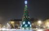 Главную ель и новогодние украшения в Пскове начнут убирать 18 января