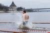 Девять официальных мест для крещенских купаний определено в Псковской области