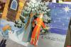 На конкурс самодельных новогодних и рождественских открыток в «Михайловское» пришли работы из России и Египта