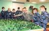 Тактические действия в случае ЧС отрабатывают псковские курсанты