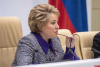Валентина Матвиенко назвала размер своей пенсии