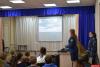 Бренди и Енот устроили показательные выступления в псковской школе