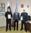 Псковский омбудсмен наградил полковников полиции