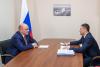 Михаил Ведерников рассказал, что осталось за кадром визита Михаила Мишустина