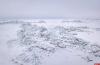 Четыре человека заблудились на льду Чудского озера