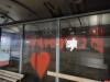 В Пскове провели первую в этом году мойку на остановках