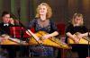 Худрук ансамбля «Псков» пожелала всем отдохнуть душой на Фестивале русской музыки