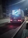 «Спецавтохозяйство» ведет уборку улиц в Великих Луках. ФОТО