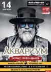 Псковичи активно раскупают билеты на концерт Бориса Гребенщикова и группы «Аквариум»