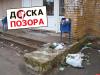 Проект «Доска позора»: расскажите о плохо убранных территориях в Пскове