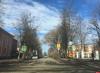 Фотофакт: В Пскове появилась еще одна улица с односторонним движением