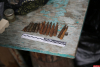 Более 400 патронов и порох изъяли у псковича сотрудники полиции