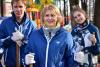 Псковские волонтеры провели субботники на улицах, названных в честь Гагарина