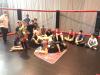 В Великих Луках мастер спорта провел тренировку для детей в центре ММА
