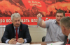 Коммунист Михайлов представил проект программы на выборах в Госдуму по псковскому одномандатному округу