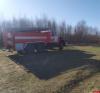 Псковские пожарные спасли будущий приют «Шанс» от пала травы