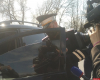 В Пскове полиция проверила стекла легковых автомобилей. ФОТО
