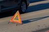 Два автомобиля столкнулись на Ольгинском мосту в Пскове