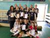 Псковички заняли второе место на турнире по волейболу в Новгороде