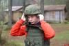Полосу препятствий в лесу прошли белорусские и пермские подростки вместе с псковскими сверстниками